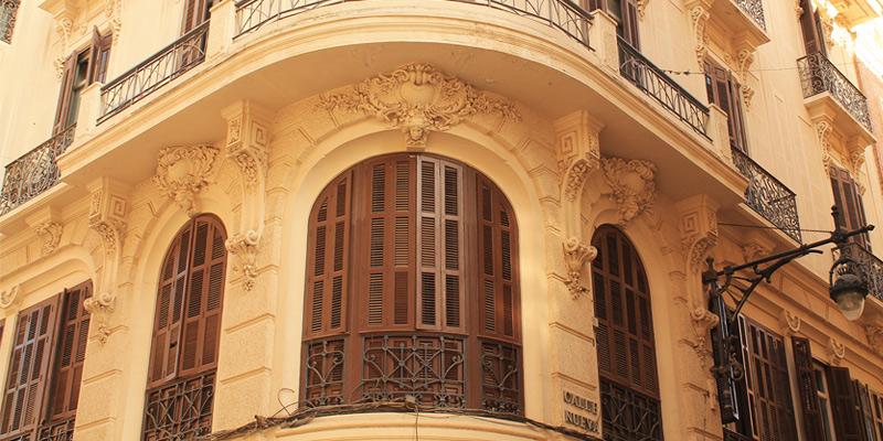 Edificio en Calle Nueva